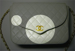 Example of a Fake Chanel Bag.